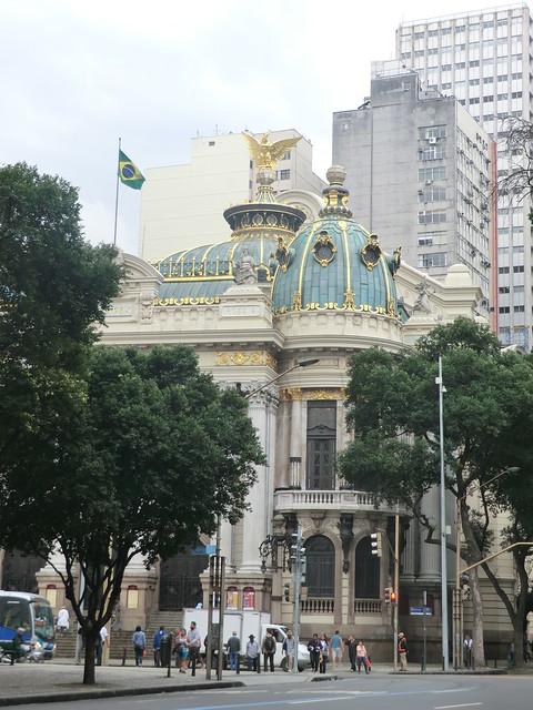 Teatro Municipal - Rio de Janeiro