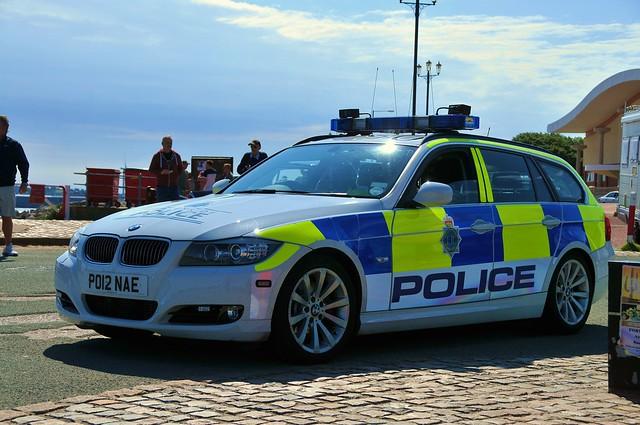 Merseyside Police Vehicle
