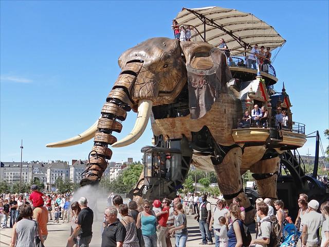 Le Grand Éléphant (Le Voyage à Nantes)