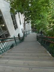 日, 2012-07-29 18:40 - Vieux-Québec 階段