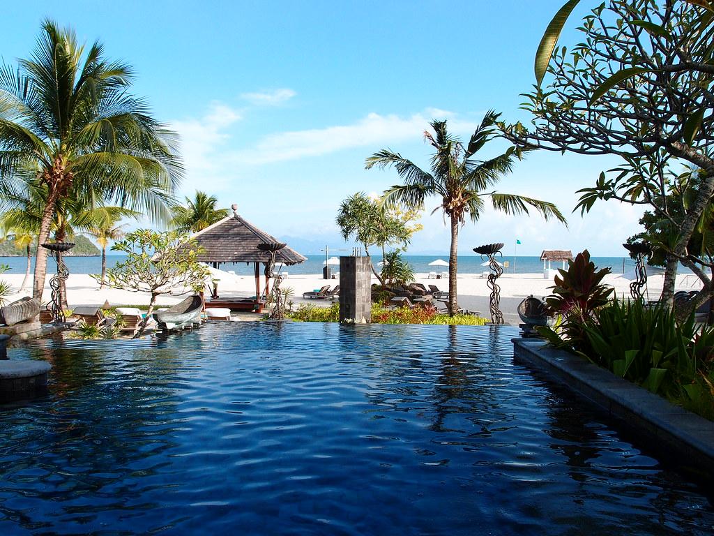 Family pool, Four Seasons Resort Langkawi