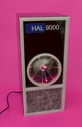 HAL 9000 Running | by Sascha Grant