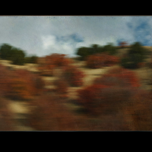 abstract texture jackson wyoming impressionist icm vintagefindings intentionalcameramovement theponyexpress karenandmc