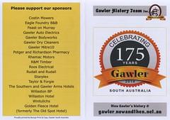 Gawler History Team