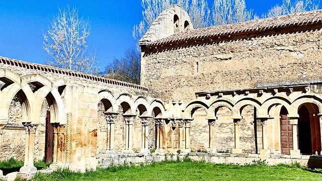 San Juan de Duero, Soria.
