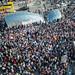 Demonstration in Madrid to celebrate the fifth anniversary of the birth of 15M / Manifestación en Madrid para celebrar el quinto aniversario del nacimiento del 15M