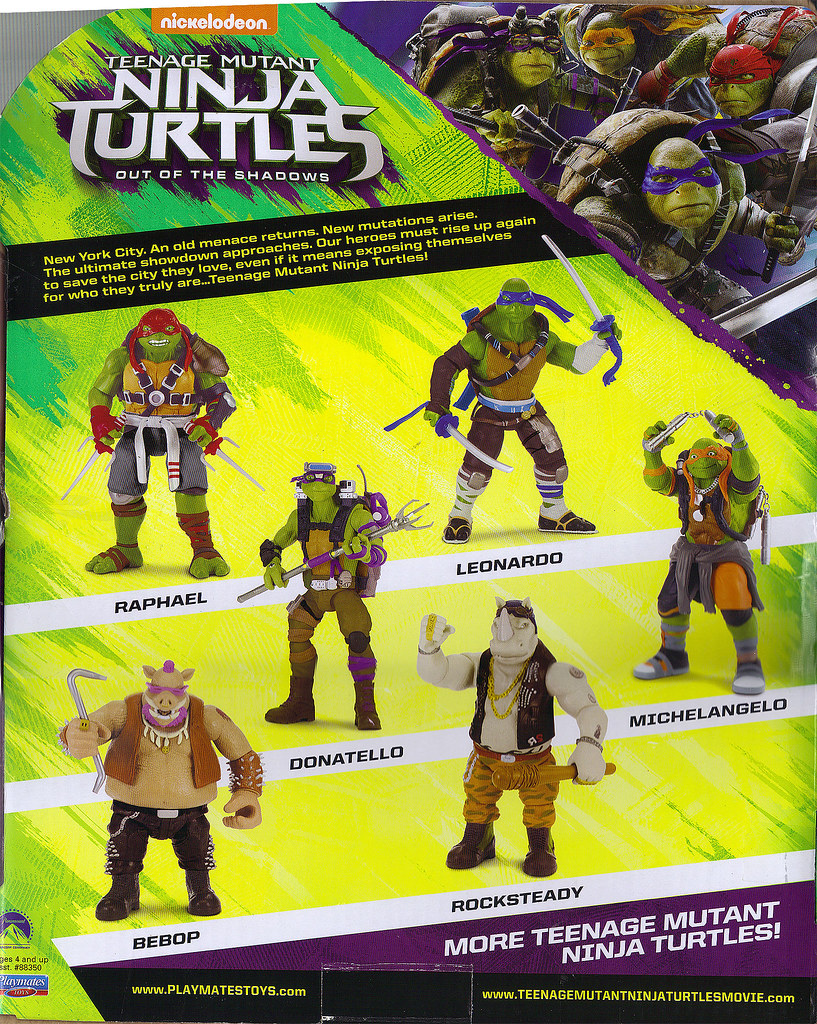 Teenage Mutant Ninja Turtles Out Of The Shadows 11 Flickr