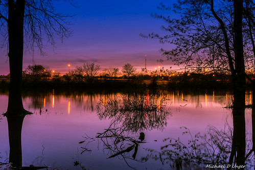 nightphotography sunset water unitedstates pentax michigan grandrapids grandriver riversidepark k3