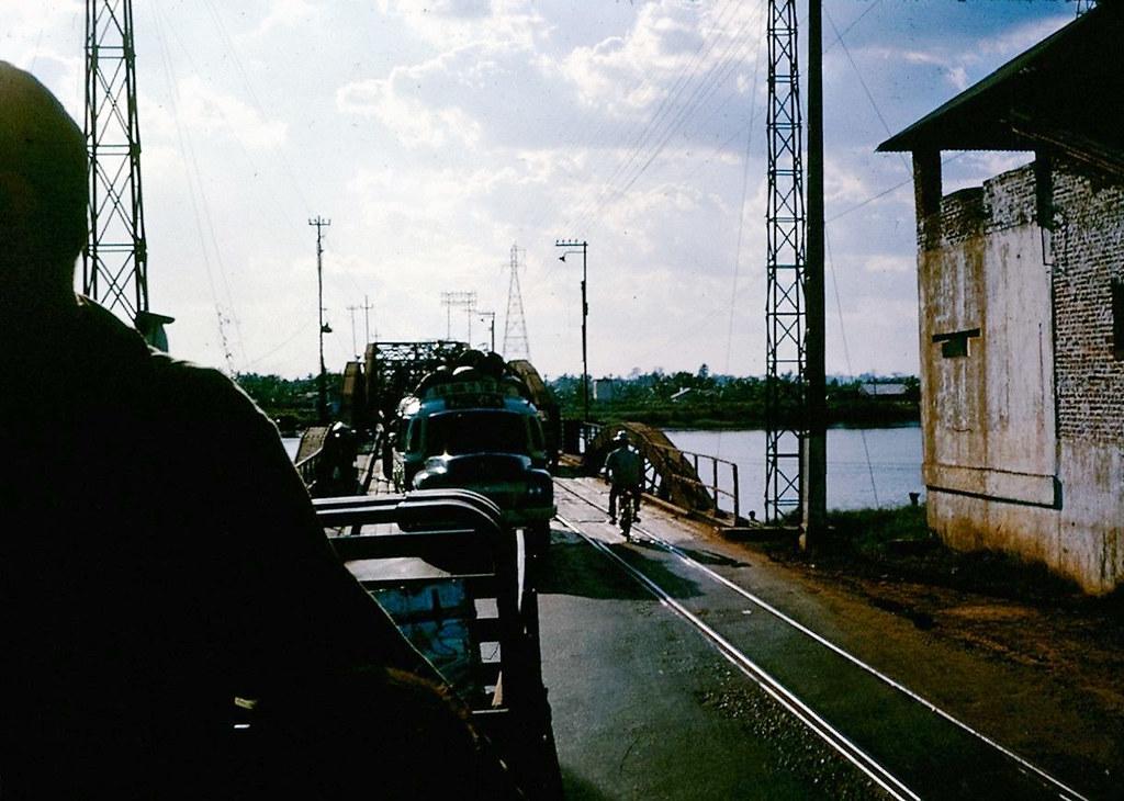 Saigon-Thu Duc Bus - Sông Sài-Gòn và cầu Bình Lợi trên QL …   Flickr
