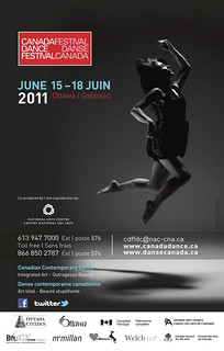 2011 Poster | by canadadancefest
