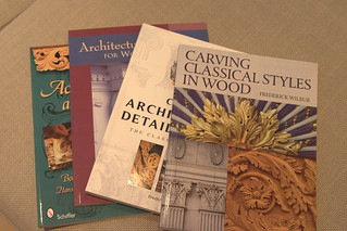 Woodcarving books | by vika-m