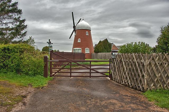 Chalton Windmill