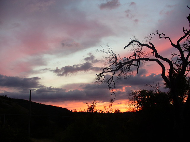 tramonto a paganelli
