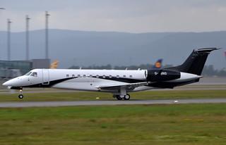 London Executive Aviation G-RBNS, OSL Gardermoen