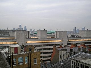 A view from King's College London