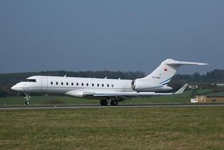 TC-YAA Bombardier BD.700-1A.10 Global Express msn:9365
