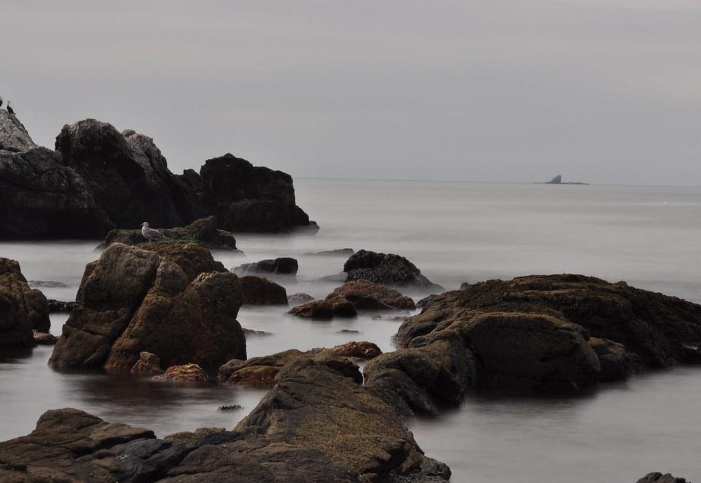 bonnet point in the mist | long exposure shutter 6sec app f1