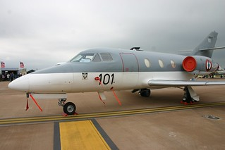 101 Dassault Falcon F.10 MER French Marine