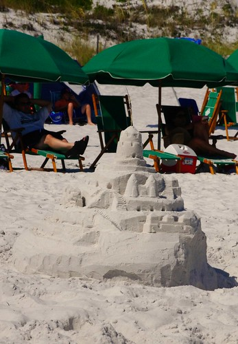castle sand play florida sandcastle destin miramarbeach