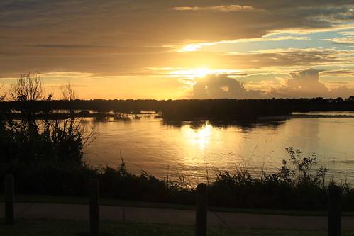 sun water dawn australia mezza saltwater urunga 2455