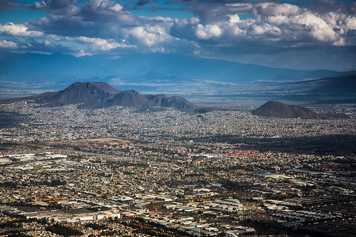above city sky mountains clouds airplane mexico flying mexicocity day view cloudy capital wing aerial fromabove airlines fromairplane federaldistrict hanusiak