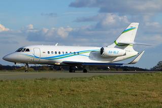 XA-BLZ | Dassault Falcon 2000LX |