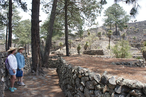 Cantona Arqueological Site