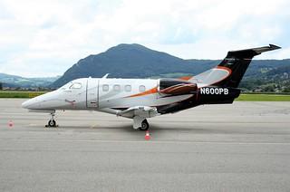 N600PB Embraer Emb-500 Phenom 100