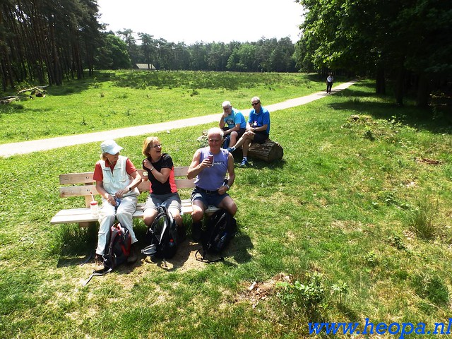 2016-06-04  KIWANIS Paleizen wandeltocht 36 Km  (107)
