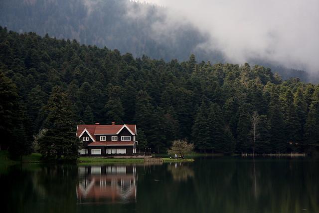 Lake Golcuk, Turkey
