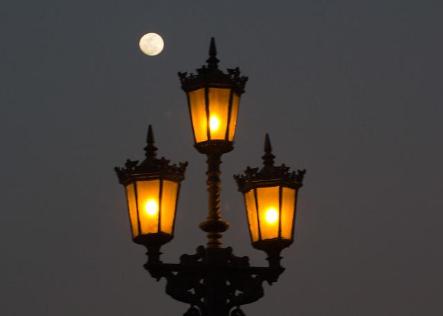 La Luna Sul Paseo del Prado  - Ciudad De l'Habana Cuba
