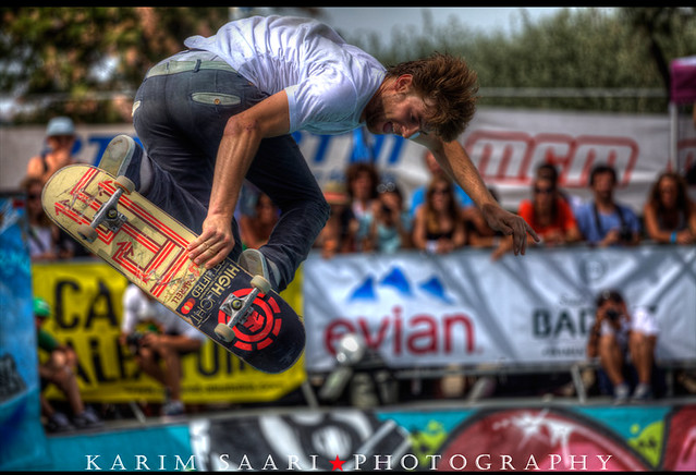 ★ Guillaume Mocquin, Marseille, Sosh Freestyle Cup (World Cup Skateboarding) ~ Karim SAARI ©