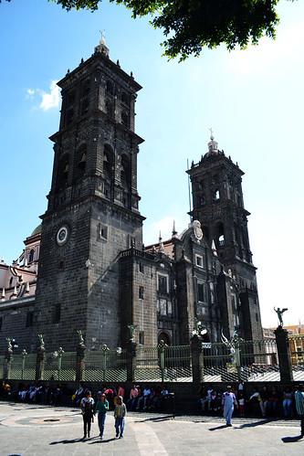 Catedral de Puebla de los Ángeles