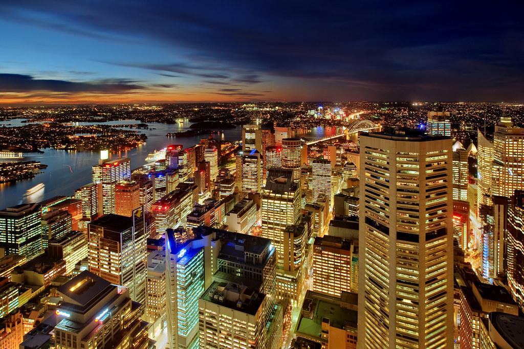 Image: High Above Sydney