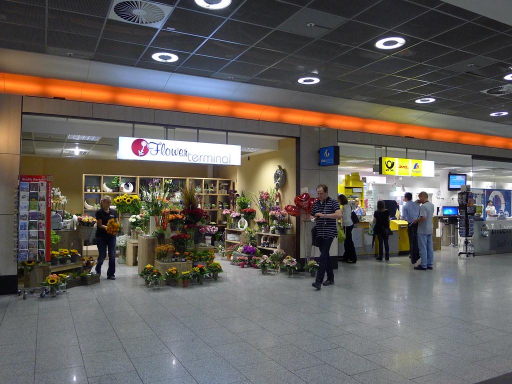 Terminal 1 Frankfurt Ankunft