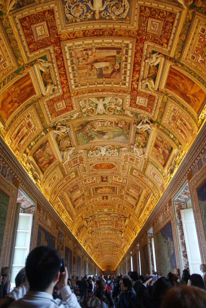 Museo Del Vaticano.Museo Del Vaticano Petiribi Flickr