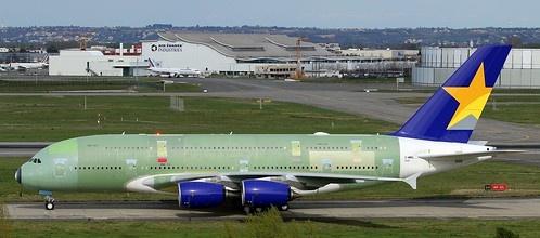 Taxiing msn162 F-WWSL 28/3/2014 | by A380_TLS_A350