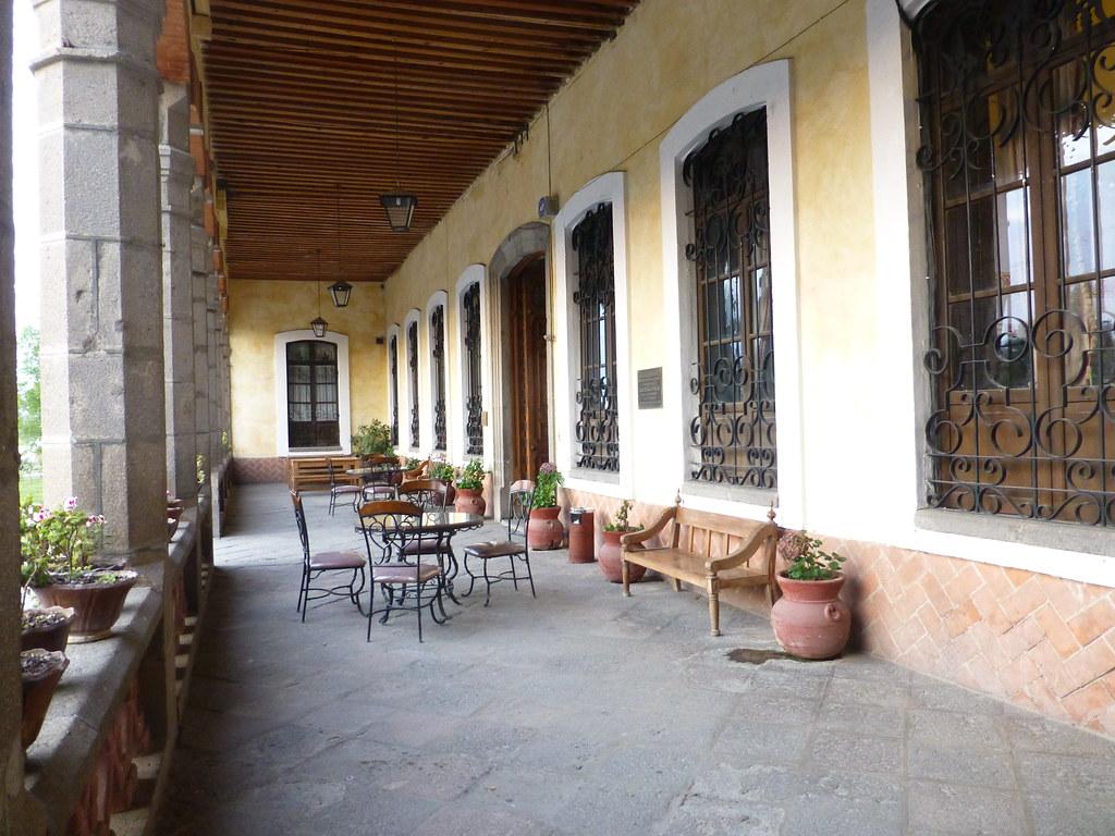 Hacienda Soltepec.