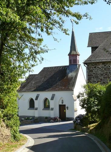 6. Außenansichten Kapelle
