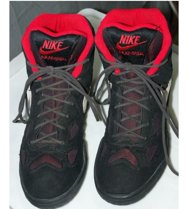 finest selection 55b79 7fd51 ... Nike Air Reversal wrestling shoes   by gbozovich76 ymail.com