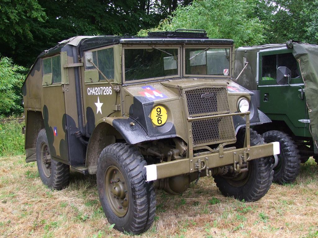 Chevrolet CMP C15 Field Artillery Tractor 4X4 1943 | Flickr