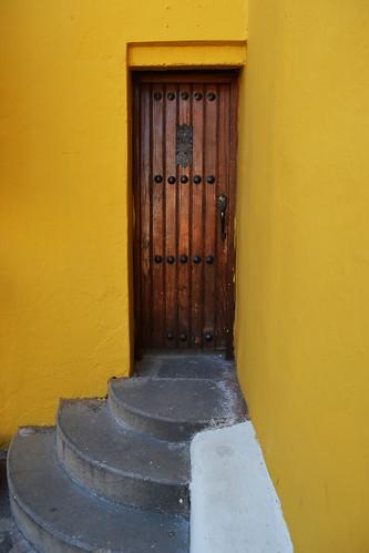 Puerta Capilla de la Verónica