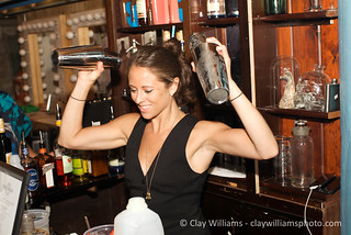 Bartender Pamela Wiznitzer stirs things up | by Emily Cavalier