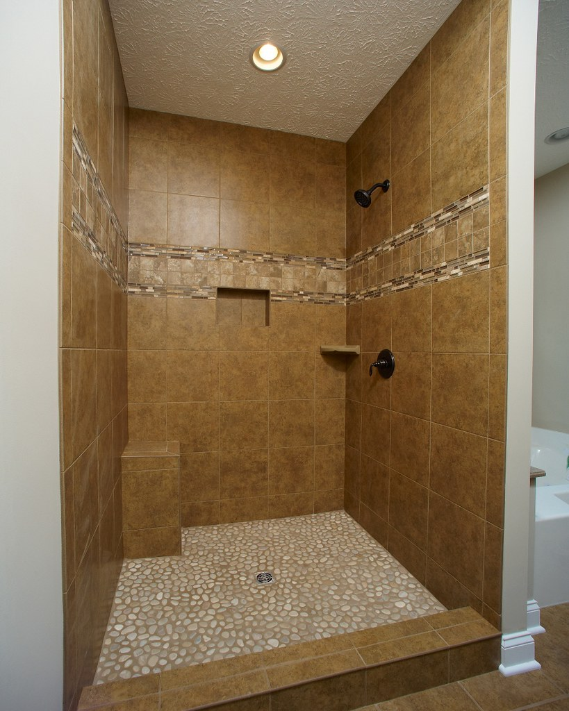 4 Ceramic Tile Shower Portage 3277 Wayne Homes Flickr