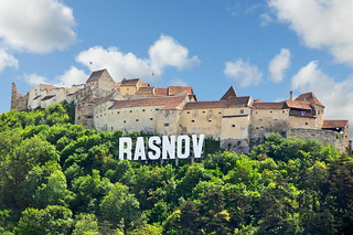 Romania-1961 - Rasnov (Interesting Story)