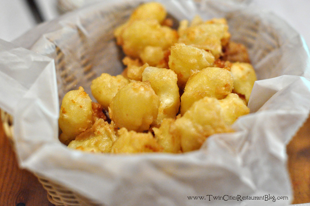 Cheese Curds At Old Log Cabin Forest Lake Mn Kristi