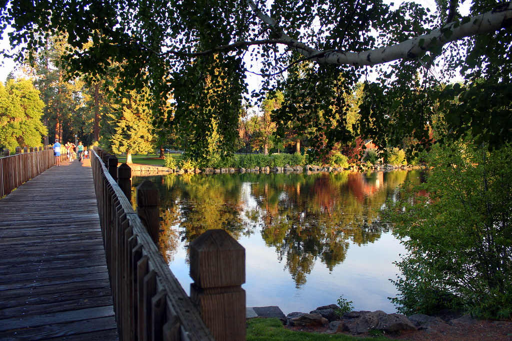Bend Oregon is a place to visit in USA