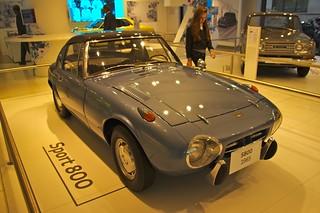 1965 Toyota Sport 800