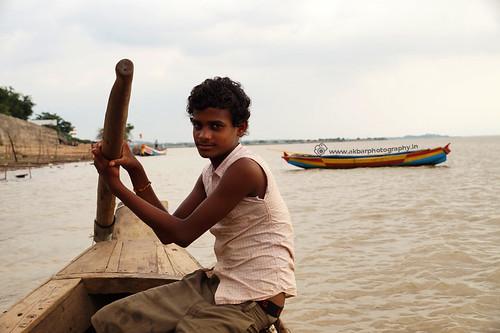 Little Sailor | by Akbar - Web Designer and Freelance Photographer