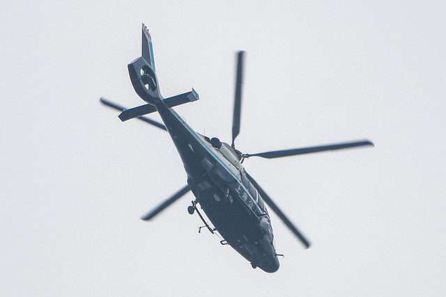 Shanghai Police (Shanghai Government Aviation Force) Eurocopter EC-155B 31003 Off-Airport